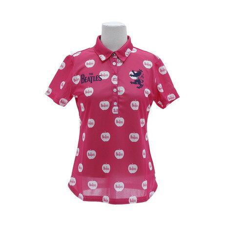 アドミラル(Admiral) APPLE ポロシャツ ADLA754-PNK (Lady's)