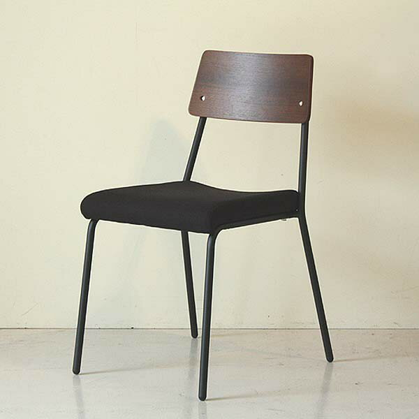 【送料無料】【TD】リオレ チェア  ブラック 1脚 54074960椅子 いす チェア 腰掛 新生活 リビング家具【代引不可】【送料無料】【東馬】