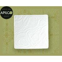 APILCOアピルコ アルドワーズ  スクエアプレート 3個セット AP-103