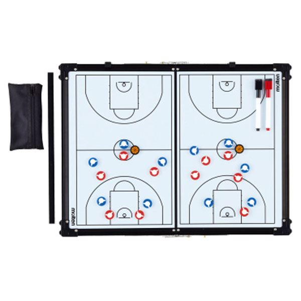 モルテン(Molten) バスケットボール用 折りたたみ式作戦盤 SB0070 送料無料!