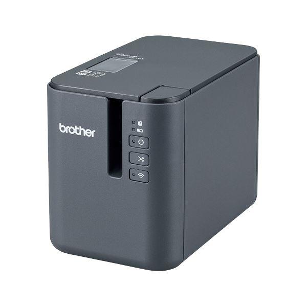 ブラザー工業 PCラベルプリンター P-touch PT-P950NW PT-P950NW 送料無料!