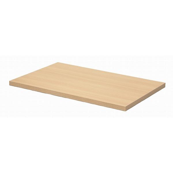 テーブルキッツ 天板S (W1000×D650×H35mm) メラミン製 ナチュラル【代引不可】 送料込!