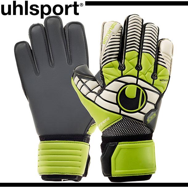 エリミネーター スーパーグラフィット【uhlsport】ウール キーパーグローブ16FW(1000189-01)*10