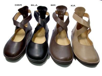 In Cholje(インコルジェ) 足に優しい靴 牛革 ベルトシューズ 日本製   靴 レディース 婦人靴●送料無料