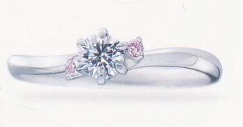 ★お買得情報があります!!★Something BlueサムシングブルーSBE-022エンゲージリング、婚約指輪