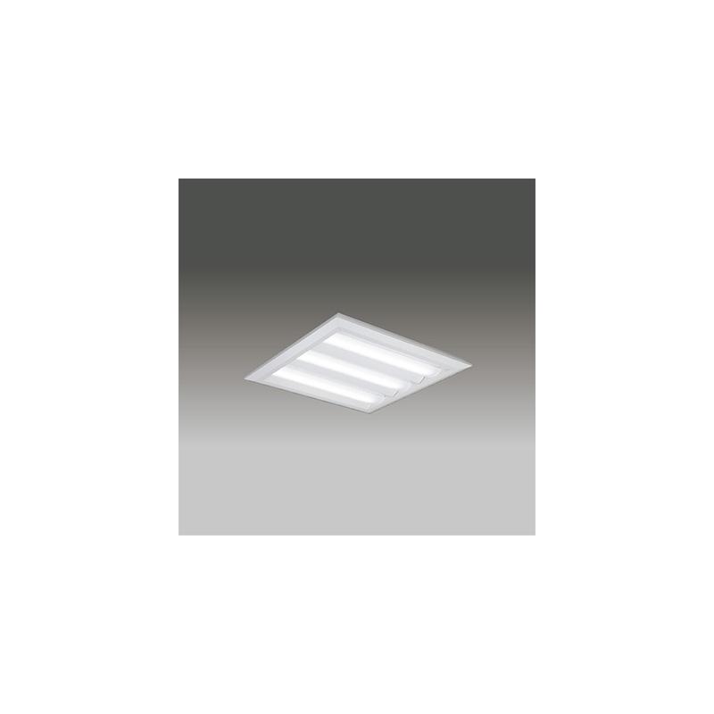 ◎東芝 LEDベースライト TENQOOスクエア LEDバータイプ FHP32形×3灯用省電力タイプ 温白色 直付埋込兼用形 下面開放タイプ 埋込穴□540mm AC100V~242V 専用調光器対応 LEDバー付 LEKT750452WW-LD9
