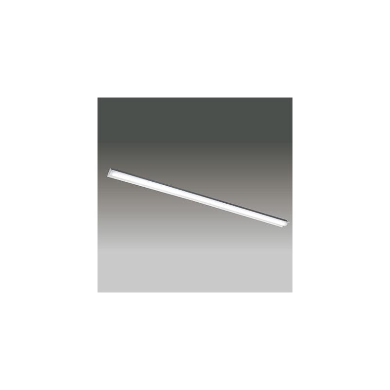 ◎東芝 LEDベースライト TENQOOシリーズ 防湿・防雨形 直付形 110タイプ 反射笠 一般タイプ6,400lmタイプ Hf86形×1灯用器具相当 昼白色(5000K) AC200V~242V LEDバー付 LEKTW815643N-LS2