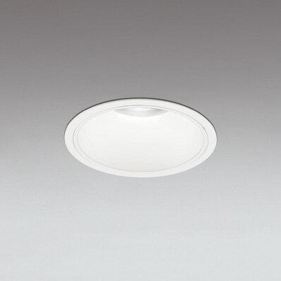 最安値に挑戦 ◎ODELIC LEDベースダウンライト FHT42W×3灯相当 オフホワイト 31°防雨形 埋込穴Φ200mm 温白色 3500K  M形 一般型 専用調光器対応 XD301191 (電源・調光器・信号線別売) ※受注生産品