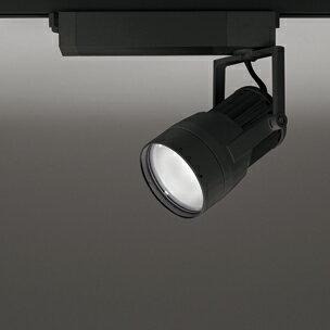 ◎ODELIC 生鮮用LEDスポットライト 配線ダクトレール用 CDM-T35W相当 ブラック 22° 29VA 3500K 調光非対応 XS411214