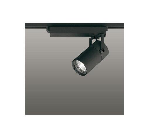 ◎ODELIC LEDスポットライト 配線ダクトレール用 CDM-T35W相当 ブラック 16° 温白色 3500K  調光非対応 XS513104