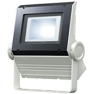 梨花愛用 ◎岩崎 LEDioc FLOOD NEO(レディオック フラッド ネオ) LED投光器 90クラス 超広角タイプ 白色(4000K)タイプ 本体色:ホワイト LED一体形 ECF0995W/SAN8/W