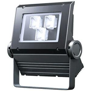 超人気 ◎岩崎 LEDioc FLOOD NEO(レディオック フラッド ネオ) LED投光器 90クラス 中角タイプ 昼白色(5000K)タイプ 本体色:ダークグレイ LED一体形 ECF0997N/SAN8/DG