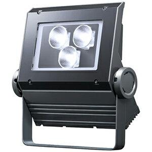 激安大放送 ◎岩崎 LEDioc FLOOD NEO(レディオック フラッド ネオ) LED投光器 90クラス 狭角タイプ 電球色(2700K)タイプ 本体色:ダークグレイ LED一体形 ECF0998L/SAN8/DG