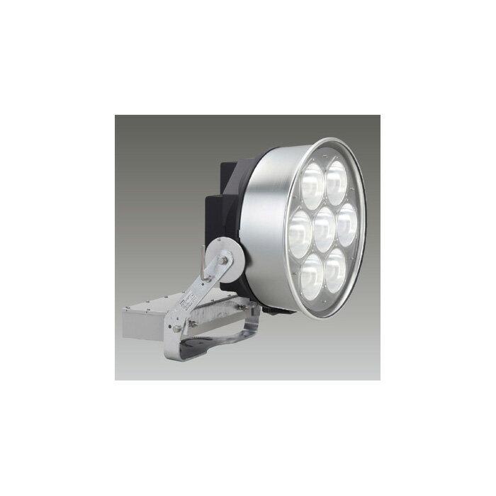 ◎東芝 屋外用LED投光器 昼白色 狭角形 1.5kW効率重視形メタルハライドランプ器具相当 耐塩形 電源ユニット一体形 LEDS-70405NN-LJ2 ※受注生産品