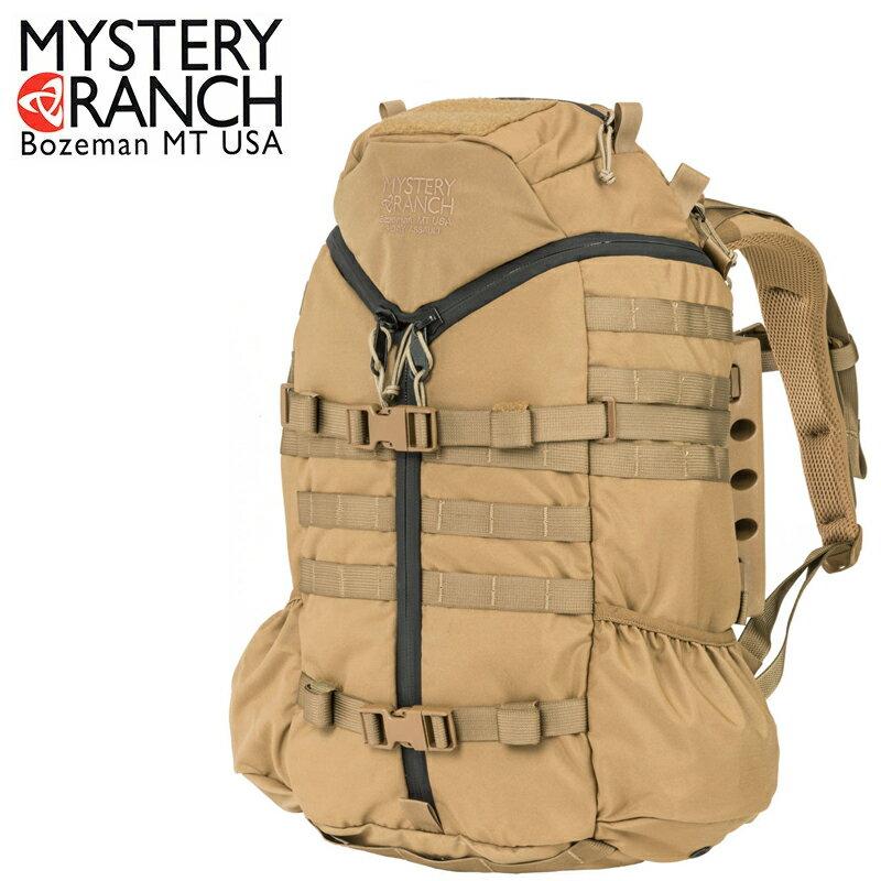 MYSTERY RANCH ミステリーランチ 3 Day Assault BVS スリーデイアサルトBVS バックパック COYOTE Made in USA【クーポン対象外】《WIP》