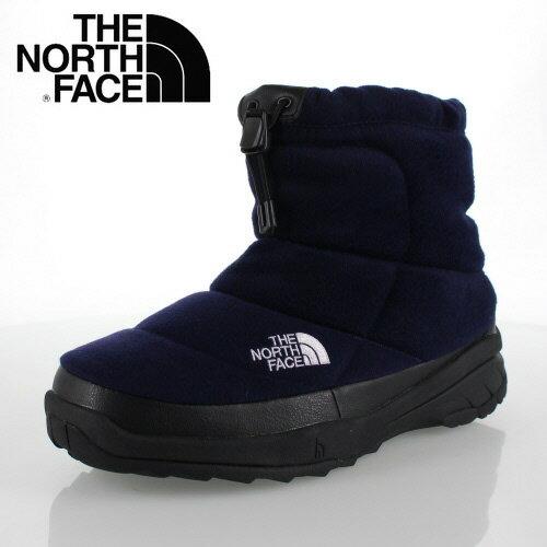 ザ ノースフェイス THE NORTH FACE NF51787 ネイビー (NK) ヌプシ ブーティー ウール 3 ショート メンズ ブーツ 撥水加工