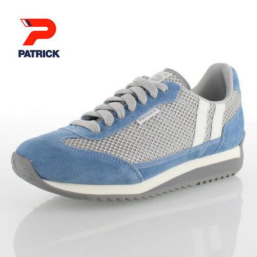 パトリック クール マラソン PATRICK C-MARATHON_B/G 529204 メンズ レディース スニーカー 日本製 ブルーグリーン ブルー 靴
