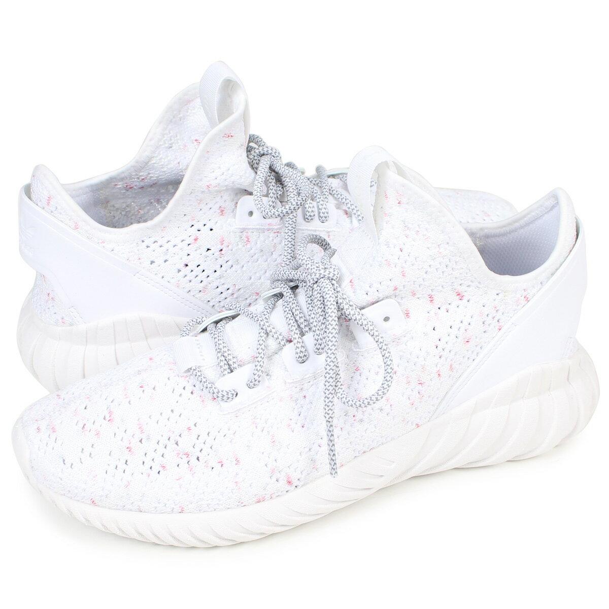 adidas originals TUBULAR DOOM SOCK PK アディダス チューブラー スニーカー メンズ CQ0941 靴 ホワイト [12/15 新入荷]