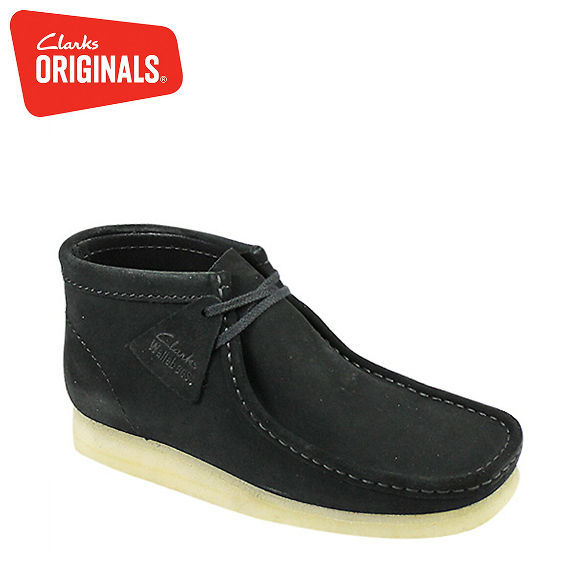 Clarks ORIGINALS クラークス オリジナルズ ワラビー ブーツ  WALLABEE BOOT Mワイズ  26103669 メンズ [11/4 追加入荷]