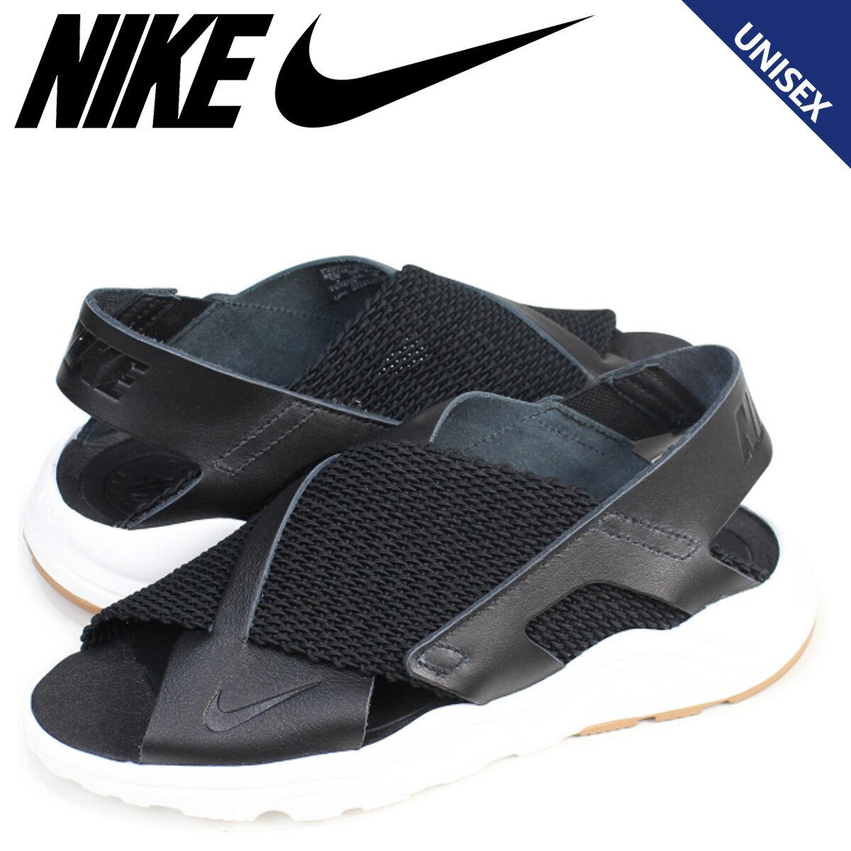 ナイキ NIKE エアハラチ ウルトラ レディース メンズ サンダル  W AIR HUARACHE ULTRA  885118-001 靴 ブラック