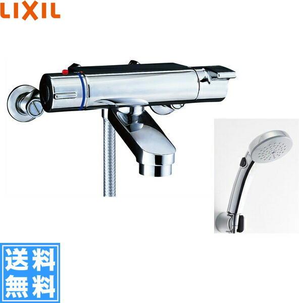 リクシル[LIXIL/INAX]シャワーバス水栓[サーモスタット][ヴィラーゴシリーズ][寒冷地仕様]BF-2147TKNSCW【送料無料】