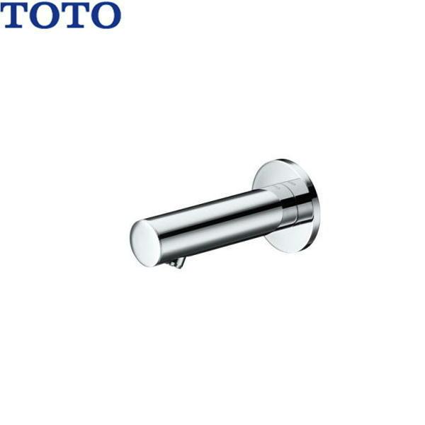 【フラッシュクーポン対象ショップ】[TENA13A]TOTOアクアオート[自動水栓コンテンポラリタイプ壁付き]【送料無料】