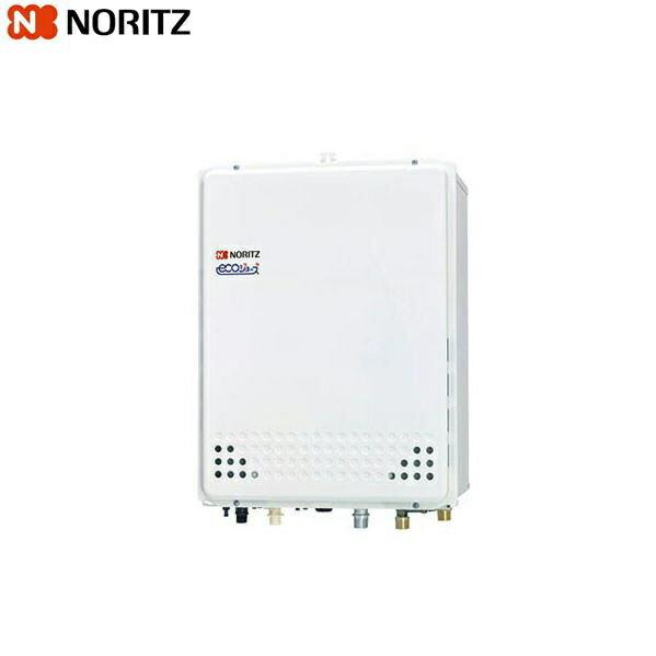 ノーリツ[NORITZ]ガス��給湯器・設置フリー形[フルオート・エコジョーズ]PS扉内後方排気延長設置形20�GT-CP2052AWX-TB-2-BL��料無料】