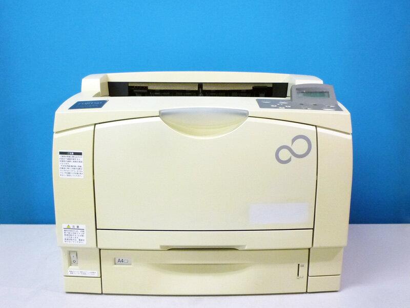 XL-9310 Fujitsu A3モノクロレーザープリンタ 約1.9万枚 【中古】【全品送料無料セール中!】