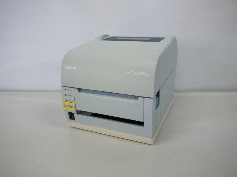 CH408T L'esprit(レスプリ)BARTRONICS SATO 4インチバーコードラベルプリンタ カッター付き USB/LAN【中古】【全品送料無料セール中!】