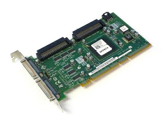 Adaptec ASC-29320A PCI-X SCSIカード 【中古】【全品送料無料セール中!】