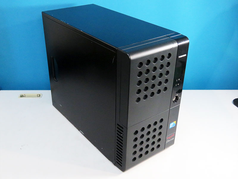 MAGNIA Lite41SE SYU4140B001 東芝 Xeon E3110 3.0GHz/2GB/250GB/DVD-ROM【中古】【全品送料無料セール中!】