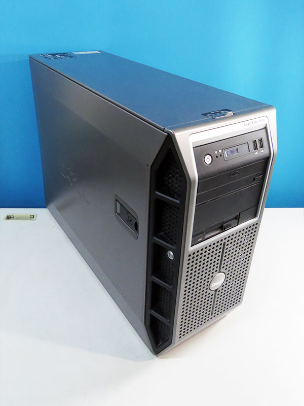 PowerEdge T300 DELL Core2Duo E6405 2.13GHz/2GB/0GB/DVD-ROM/PSx2【中古】【全品送料無料セール中!】