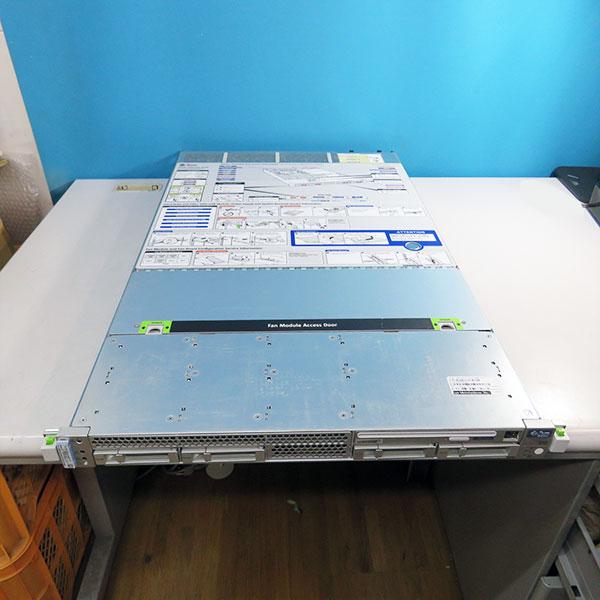 SPARC Enterprise T5120 SECPADF1Z Sun Microsystems UltraSPARC T2 1.2GHz/8GB/0GB/DVD-ROM【中古】【全品送料無料セール中!】