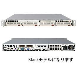 【外箱傷/凹みあり】Super Micro Computer SYS-6015P-8B ベアボーンサーバー 1Uラックマウント LGA771x2/Intel 5000P 新品未使用【全品送料無料セール中!】