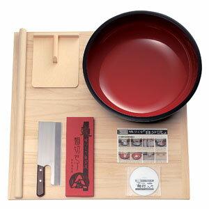 【送料無料】普及型 麺打ちセット(大) A-1260 AMV2801【smtb-u】