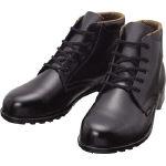 国内発 TRUSCO トラスコ中山 工業用品 シモン 安全靴 編上靴 FD22 25.5cm