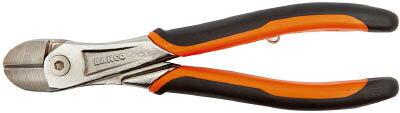 低価格なコストで TRUSCO トラスコ中山 工業用品 バーコ エルゴ HDニッパー メッキタイプ