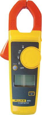 人気の限定 TRUSCO トラスコ中山 工業用品 FLUKE クランプメーター(平均値タイプ)