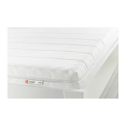 【IKEA/イケア/通販】 MOSHULT フォームマットレス, かため, ホワイト(c)(80272332)