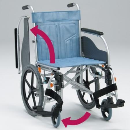 車椅子 多機能 スイングアウトタ 肘跳ね上げ 使いやすい 施設 病院 松永製作所 CMシリーズCM-260 介助式 介助用 車いす 車イス くるまいす 人気 安い プレゼント 父の日
