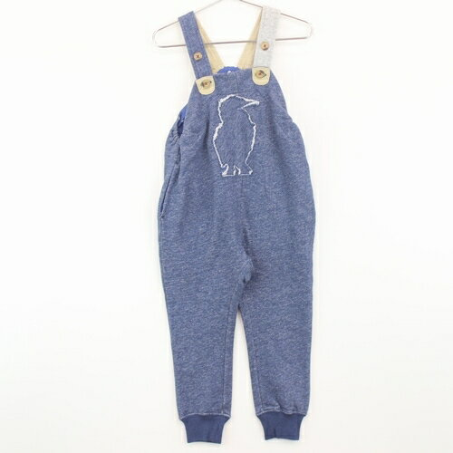 KidsLoopSweatCoverall CHUMS(チャムス)-H-Navy