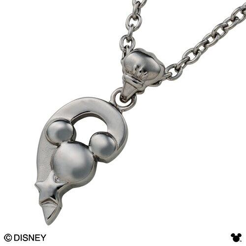 【Disney Series】ディズニー/ミッキーマウス/シェアハート ネックレス ブラック DI001MBK 送料無料 代引き手数料無料
