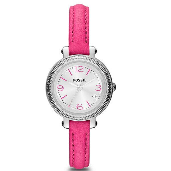 FOSSIL (フォッシル) HEATHER ヘザー ES3302 / ピピッドピンク / 専用BOX付き / レディース腕時計      02P18Jun16