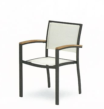 AS400MS Arm Chair-315 【ガーデンアームチェア】