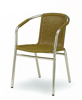 BS540RT Arm Chair-320 【ガーデンチェア】