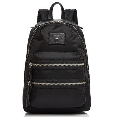 マークジェイコブス バックパック MARC JACOBS Biker Medium Nylon Backpack (Black) バイカー ミディアム ナイロン バックパック/リュック (ブラック) 新作 正規品 アメリカ買付 レディース バッグ ユニセックス メンズ リュックサック 通勤 通学
