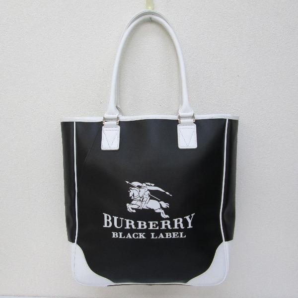 バーバリー Burberry トートバッグ ★送料無料★【中古】【あす楽】