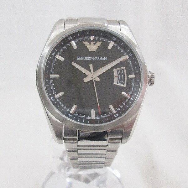 時計 エンポリオアルマーニ 腕時計 AR6019 メンズ クォーツ ★送料無料★【中古】【あす楽】