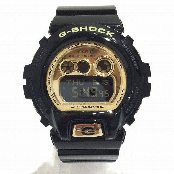 時計 CASIO カシオ G-SHOCK GD-X6900FB-1JF ビッグケース 黒 未使用品 ★送料無料★【中古】【あす楽】