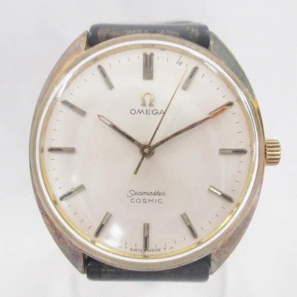 時計 オメガ シーマスター コスミック 135017 メンズ 手巻き ★送料無料★【中古】【あす楽】